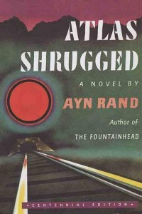 Atlas Shrugged by Ayn Rand (English) Hardcover Book Free Shipping!