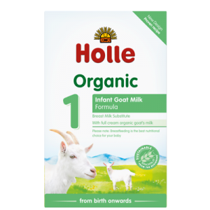 Holle Organic Goat Milk Formula Stage 1 400g 12/2019 FREE SHIPPING 4 BOXES